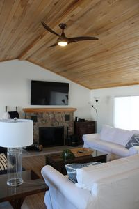 Photo for 3rd Night Free + $25 @ Short's Brewery: Clam Lake Cottage w/ Torch Lake Access