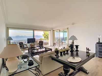 Photo for @Superb apartment with terrace and see view @ !!!