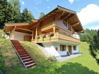 Photo for Luxury Chalet in Saalbach-Hinterglemm near Ski Area