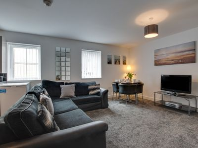 Photo for 7 Bridge Court - Two Bedroom Apartment, Sleeps 4