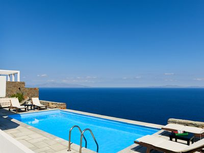 Photo for Big Blue - Absolute sea views and pool