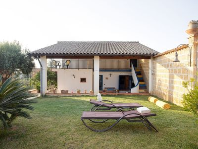 Photo for Charming Villa in Partinico with Roof Terrace