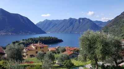 Photo for 4BR Apartment Vacation Rental in Ossuccio, Lombardia