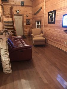 Fantastic Kentucky cabin on 64 acres, fields, creek, waterfalls all to  yourself - Somerset