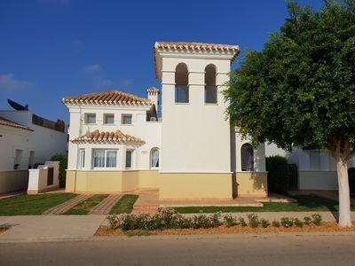 Photo for La Torre Golf Resort - 2 Bed 2 Bath Luxury Villa with Roof Terrace and Pool