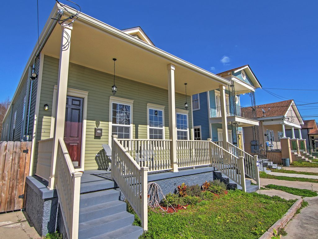 Newly renovated 4br new orleans house vrbo - 1 bedroom houses for rent in new orleans ...