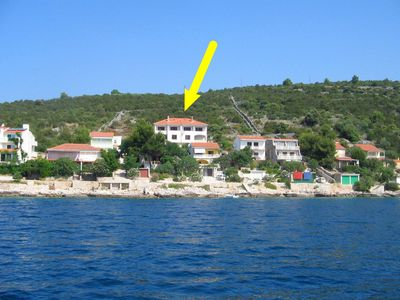Photo for Apartments Ivan, (11872), Vinišće, Trogir riviera, Croatia