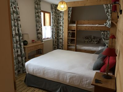 Photo for Bed and breakfast in Chartreuse - Savoie / Isère - Chambre des firs