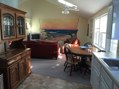 Photo for Spacious Apartment 1 Mile From Beaches