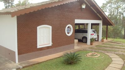 Photo for Luxury Finca, 5 Suites, 2 Bedrooms, Fireplace, Pool, Barbecue