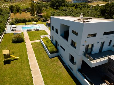 Photo for Villa Sfedami 350m² Luxurious Villa with 55m² pool with spa