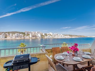 Holiday apartment Xemxija for 2 - 9 persons with 3 bedrooms - Holiday apartment