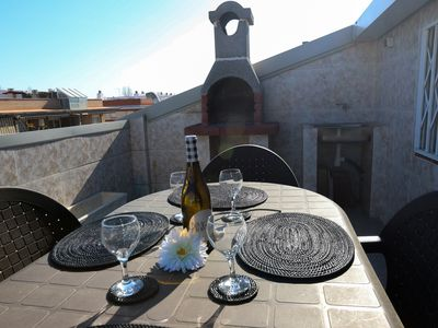 Photo for 147 - VIA AURELIA. Penthouse with private terrace of 20m and pool.