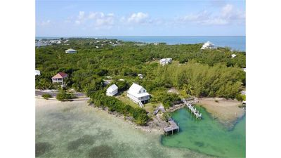 Photo for Featured on HGTV!    Protected Deep Water Dock and Beach