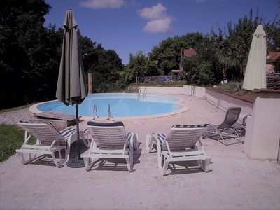 Photo for Quietly situated on the border of the Dordogne and the Lot-et-Garonne