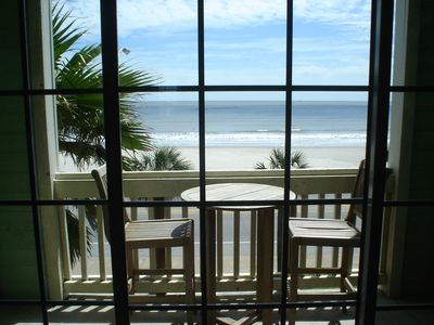 Photo for Oceanfront Luxury Condo, fabulous view of Gulf, free WIFI, Ask for Winter Deals