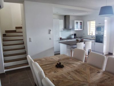 Photo for Luxury duplex apartment in Porto Vecchio, with sea view