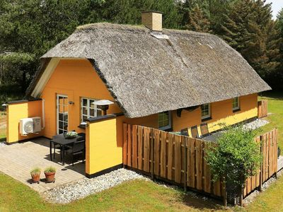 Photo for Idyllic Holiday Home in Jutland with Terrace