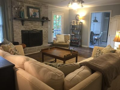 Photo for Family Friendly Home on Westside, Just 6 miles from Sanford Stadium