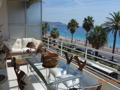Photo for 97 Promenade des Anglais, stunning views, dream apartment