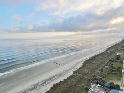 Photo for Marvelous 2 Br/2 Ba Oceanfront Condo On The 16th Floor-Sleeps 8 Comfortably!