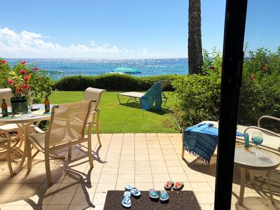Photo for Kiahuna 198: Beachfront Condo In The Heart Of Poipu