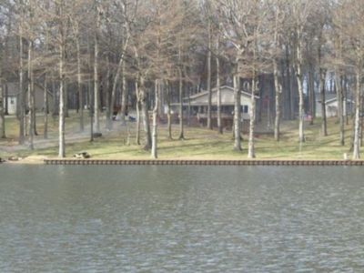 Photo for Magnificent Waterfront Location With 250 Feet Of Shoreline