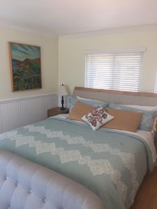 Photo for Beautiful Furnished HB Studio Apartment with Deck.