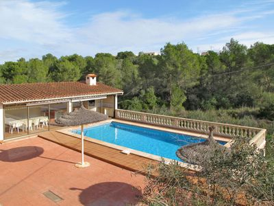 Photo for Vacation home Lisboa (MUR145) in Cala Murada - 8 persons, 4 bedrooms