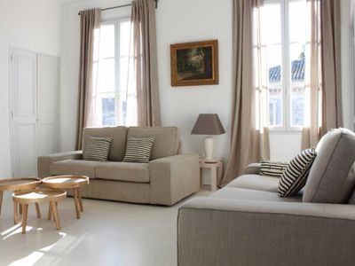 Photo for Beautiful apartment in the heart of the Papal city.