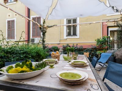 Photo for Smart Holiday Home in the heart of Rome