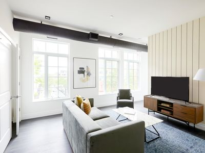 Photo for Sonder | The Lamont | Sleek 2BR + Rooftop