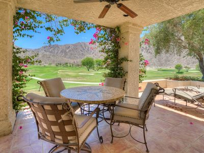 Photo for New!  Best view in valley!  Largest floor plan, right next to La Quinta Resort!