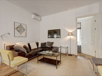 Photo for Gallery 2 Apartment -  100 sq.m apartment & 2 balconies