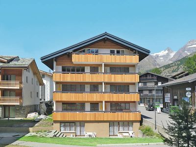 Photo for Apartment Chalet Venetz  in Saas - Fee, Valais / Wallis - 5 persons, 2 bedrooms