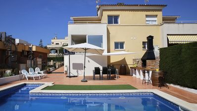 Photo for AT166 POBLA MAR: House for 8 people with private pool and wifi
