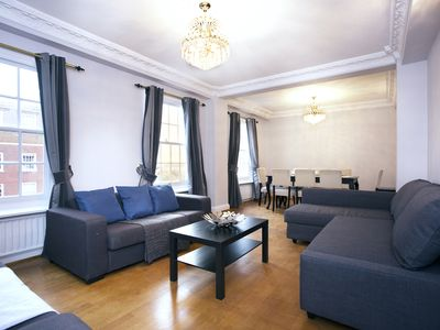 Photo for UP TO 20% OFF - Penthouse Perfection. - Four Bedroom Apartment, Sleeps 8 - Veeve