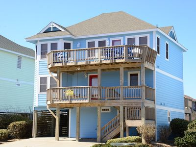 Photo for Semi- Oceanfront, Modern And Family Friendly Rental ! -829
