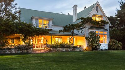Photo for Seaside Heritage property featuring 1878 original residence and gardens