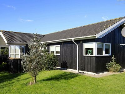 Photo for A Rustic Holiday Home in Jutland by the Sea