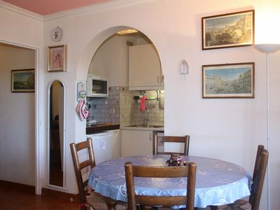 Photo for French Riviera apartment closed to beach AP T08