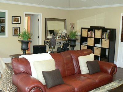 Photo for Private Carriage House Retreat in Fantastic Location - Buckhead