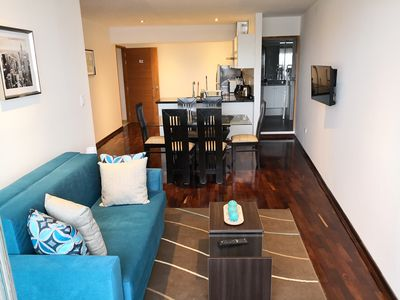 Photo for Lovely apartment in the center of Miraflores