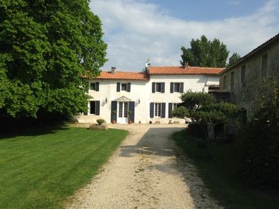 Photo for CHARMING GITE (70m2) WITH PRIVATE SWIMMING POOL