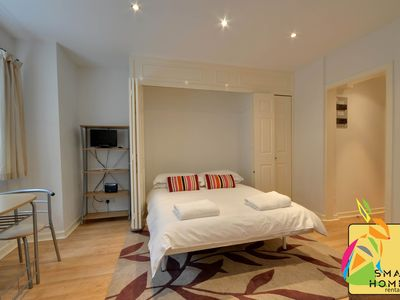 Photo for 1BR Apartment Vacation Rental in Bournemouth, Dorset
