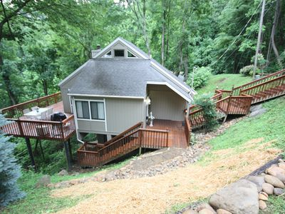 The perfect small retreat - High above the city of Gatlinburg