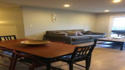 Photo for Modern, clean two bedroom close to beach