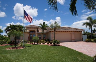 Photo for Wischis Florida Vacation Home - Summer Wind in Cape Coral