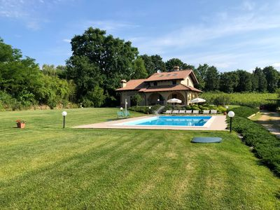 Photo for Villa Gasco With Pool - Villa for 7 people in Lazise