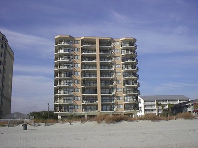 Photo for LAST MINUTE DISCOUNT - Oceanfront Three Bedroom / Great rates